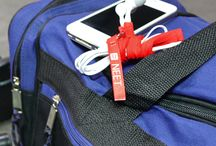 NEET CABLE KEEPER GO / CABLE ORGANIZER SLEEVE DESIGNED FOR ALL EARBUDS AND MORE