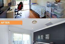Renovating - Bedrooms