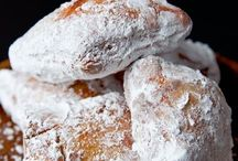 Food: breads, cakes, desserts / by Lynne Hughes