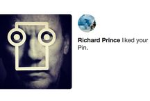 Richard Prince liked my pin / Richard Prince liked my pin