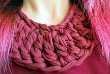 Pólófonal / T shirt yarn