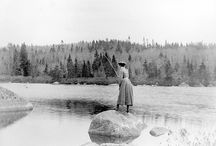 Fly Fishing Women / Women fly fishing pioneers and women who like to fish