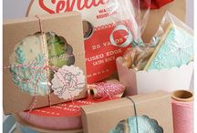 Sweet Treat Packaging Ideas / by Carrie