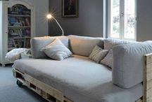 meubles palettes