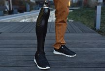 ART4LEG Customized 3D Printed prosthetic leg cover by Tomas Vacek / Customized 3D Printed prosthetic leg cover   designed for ART4LEG https://www.facebook.com/ART4LEG