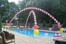 My sweet 16 party / by Morgan Falla