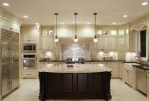 Kitchen re-do / by Brooke Ramos