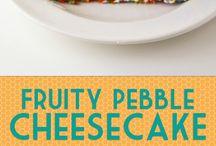 İnteresting Desserts / Beğenilen değişik tatlılar