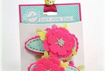 hair bows, clips, bands / by Vicki Callier
