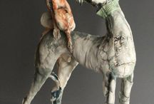 \\ aniMaLs in cLay // / ThE beSt of mUddy fingerEd wOrks