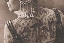 Vintage tattoos / Vintage tattoo, tattoos, criminal tattoo, antique tattoo