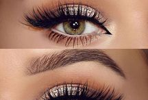 Make up- inspiration / Cool, inspiering make up's