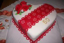Moje dorty / Moje tvoření