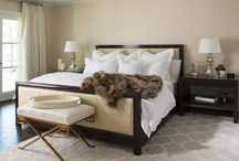 Lakewood Master Bed Room /  transitional relaxing retreat, sophisticated, transitional, and elegant