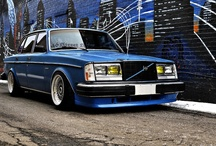 Old Volvo