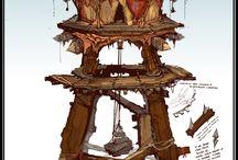 Warcraft horde architecture