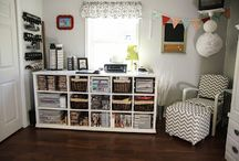 DREAM Craft Room / by Megan Prather