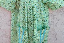 Nursing gowns