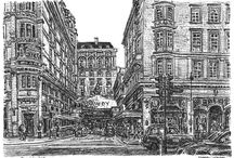 Commissions / Stephen continues to fulfill commissions for his clientele. If you have a specific theme or city in mind, please get in touch. Please note that there may be a 4 - 8 month waiting list. www.stephenwiltshire.co.uk