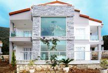 Ferienhäuser und Villen an der Türkischen Mittelmeerküste / Preiswerte Häuser für Urlaub und Daueraufenthalt