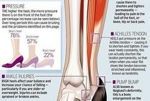 Punti di pressione del piede