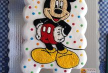 Pastelitos De Mickey Mouse