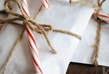 Crafty Stuff / Ideas for gift wrapping / by Jen D. {Top Ate on Your Plate}