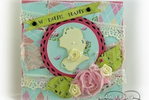 Cards by crafters around the World / Cards made by other crafters on the internet using our products / by Marianne Design