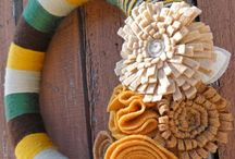 Wreath / by Heather Kendall