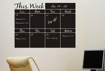 Ways to Organize  / by Jacquelyn Grisham