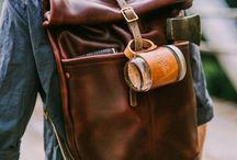 leather vintage