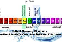 How to alkaline
