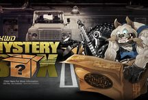 RC4WD Mystery Boxes / Limited time pricing for mystery box packages with different price denominations.