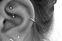 ear piercings☆♡