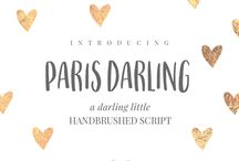 Darling Fonts