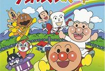 Anpanman❤️ / Childhood's fav anime