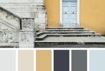 Pinturas y colores