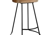 Industrial Shabby Chic - House Decor / Decorating ideas for our new place.