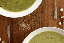Food, glorious food! / soups