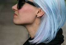 Blue Hair Don´t Care!
