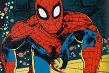 Spider-Man   / by Brendan Dearie