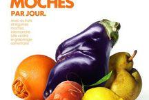 Légumes & Fruits Moches mais ! Délicieux