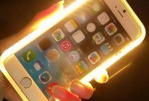 iPhone e capinhas fofas