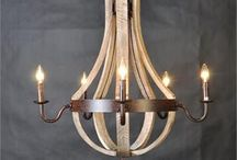 CHANDELIERS / Classic, Vintage or Modern Home Chandeliers-Κλασικά, Παλιά ή και σύγχρονα Πολύφωτα