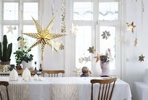 Happy Holidays! / Recipes for Thanksgiving, Hanukkah, Christmas, parties, New Year's Eve, plus decorating tips and ideas for taking the stress out of hosting or entertaining during the holiday season.