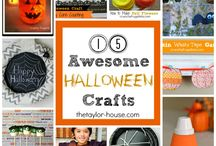 DIY & Crafts from The Taylor House / Feeling crafty? These Easy DIY Projects and Crafts are just what you need! You'll find everything from kids crafts to homemade beauty supplies using essential oils! / by Chrissy {The Taylor House}