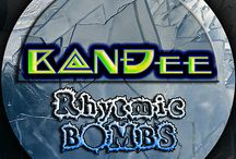 Rhytmic BOMBS Mix Cover Art / MORE INFO ABOUT B@NĐee  • Facebook: www.facebook.com/bandeeofficial • Twitter: www.twitter.com/Bandee941 • Mixcloud: mixcloud.com/Bandee/