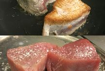 Fresh OBX Seafood / Locally sourced, Basnight's uses only fresh, local seafood purchased from local fishermen and women.
