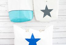 Upcycled Sailcloth Bags