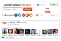 Tips for Blogger